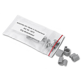CLIP-SET, 10 pieces (10 x CS), sterilizable