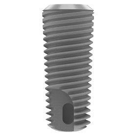 Vent Implant Machined, Ø 4.7mm, L8mm w. TVSCS